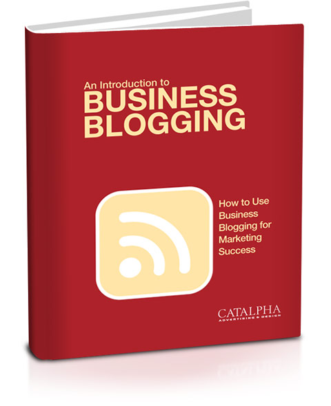 FREE RESOURCE ---> An Introduction to Business Blogging
