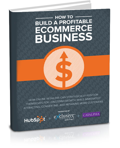 FREE RESOURCE ---> How To Build a Profitable Ecommerce Business