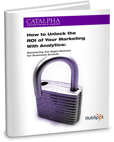 DOWNLOAD --> How to Unlock the ROI of Your Marketing With Analytics